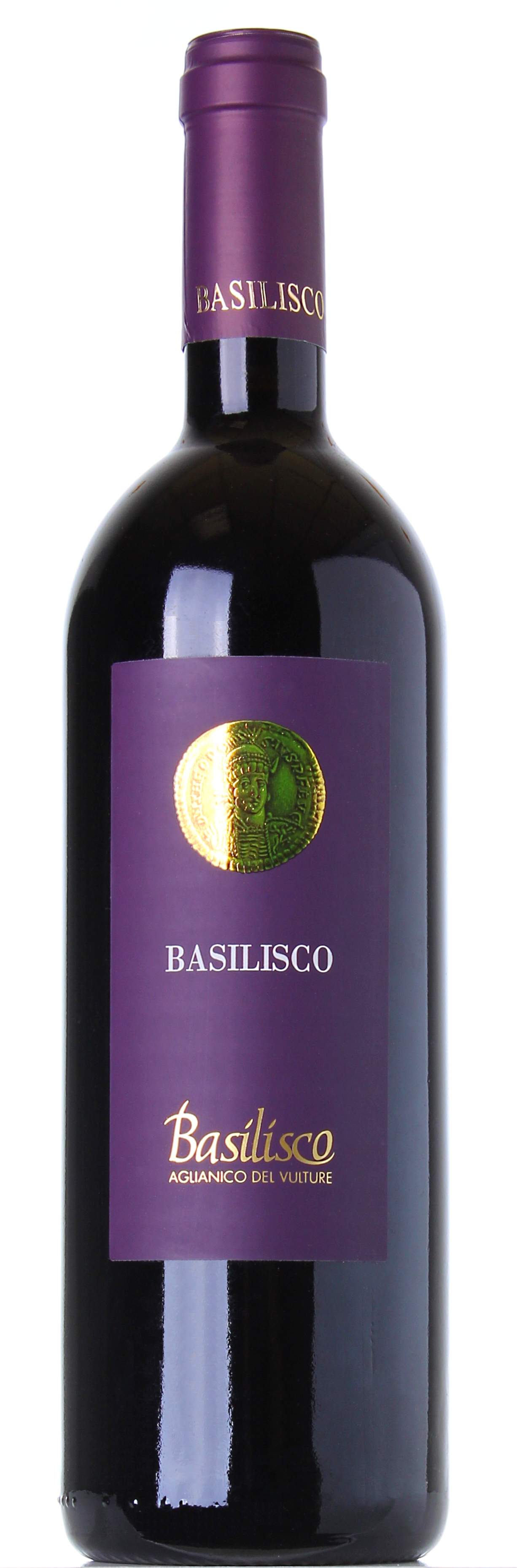 BASILISCO AGLIANICO DEL VULTURE BASILISCO 2008