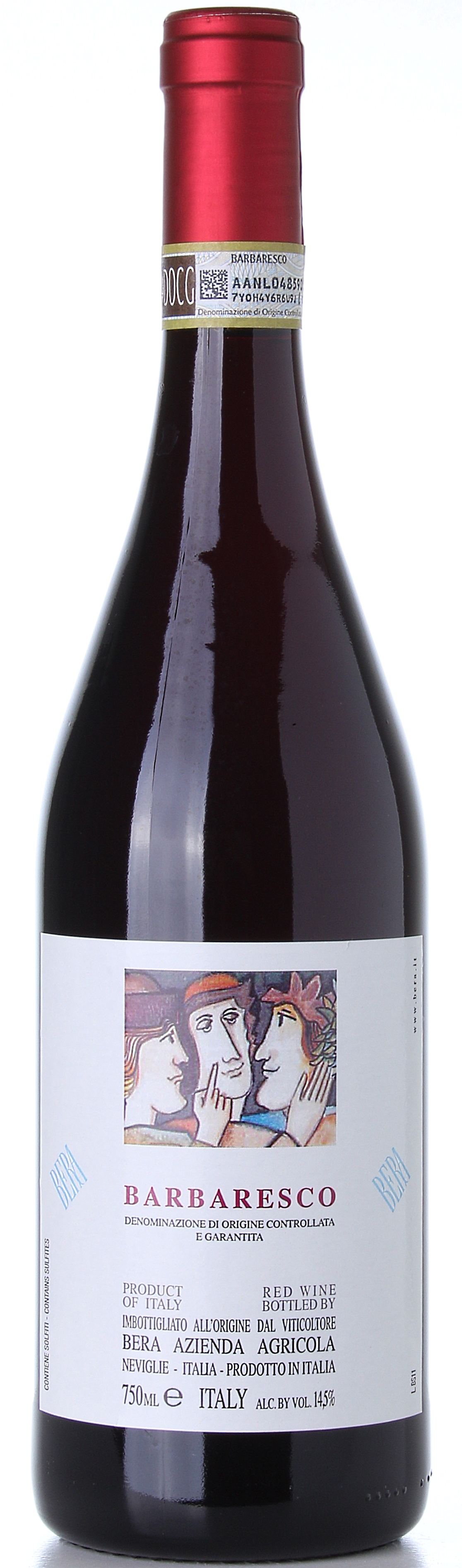 BERA BARBARESCO 2011