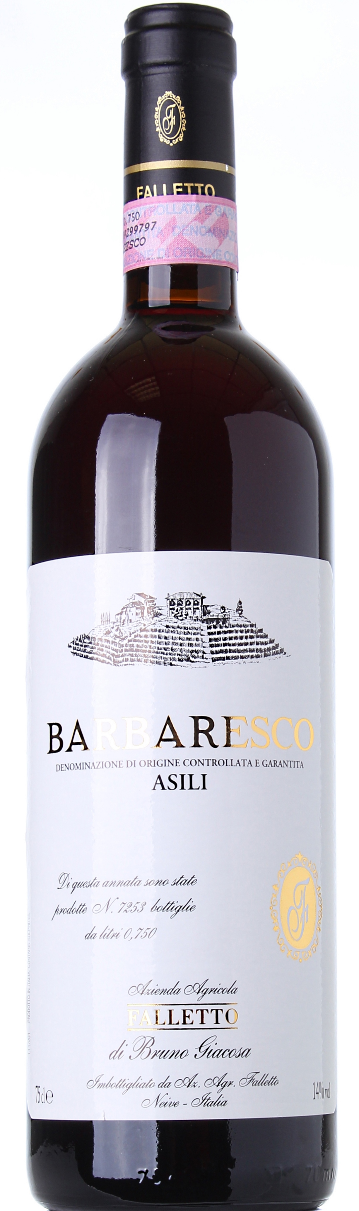 BRUNO GIACOSA BARBARESCO ASILI 2009