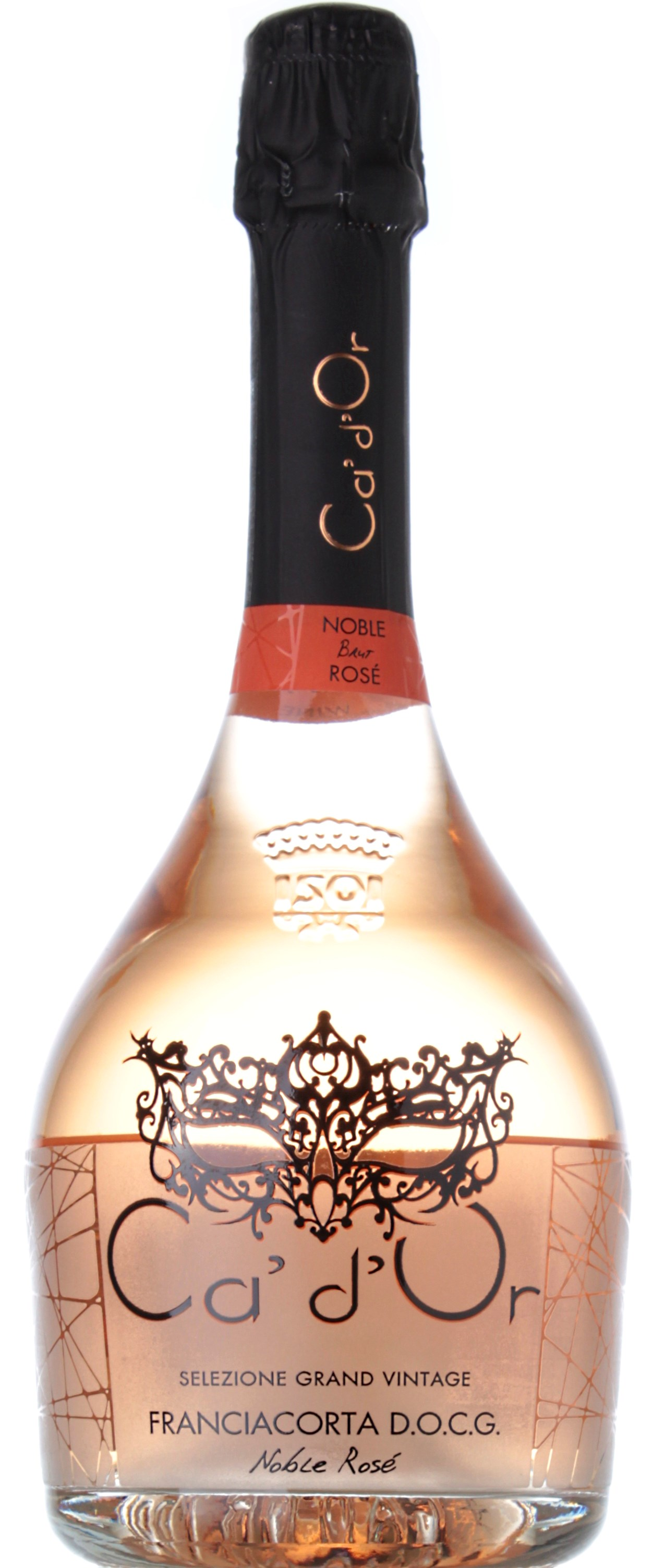 CA DOR FRANCIACORTA GRAND VINTAGE NOBLE ROSE