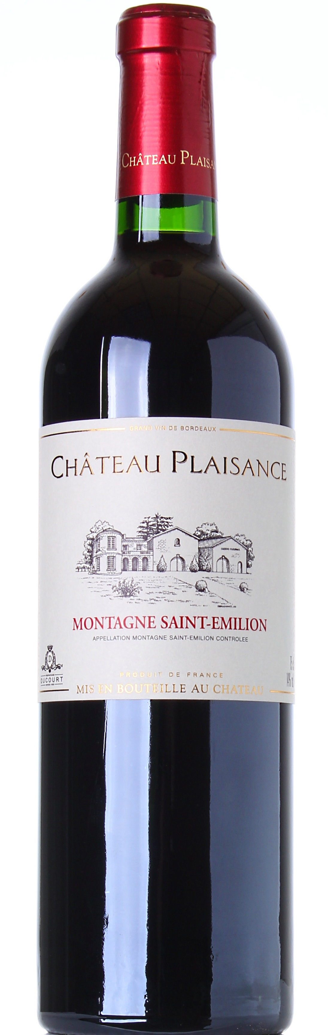DUCOURT CHATEAU PLAISANCE 2009