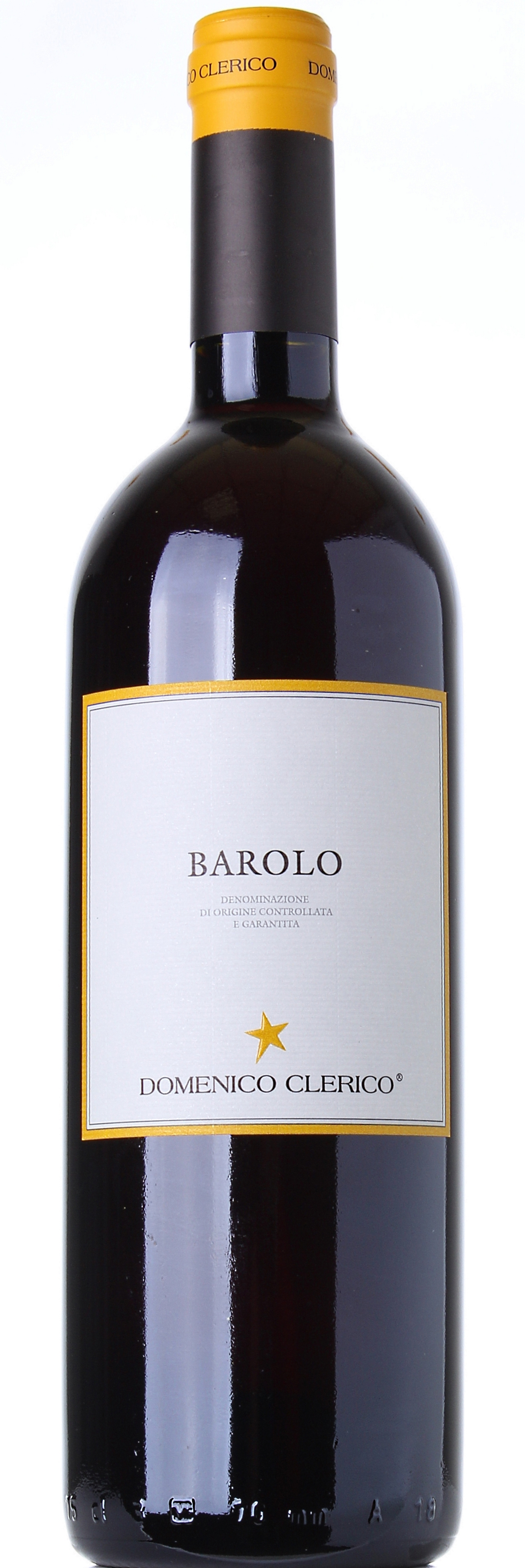 DOMENICO CLERICO BAROLO 2012