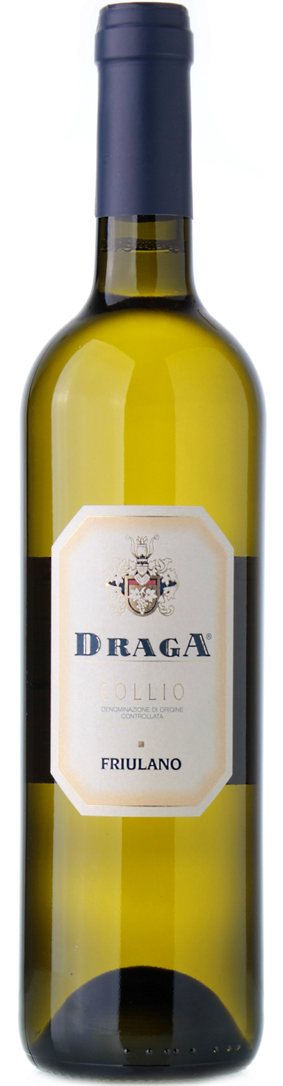 DRAGA COLLIO FRIULANO 2015