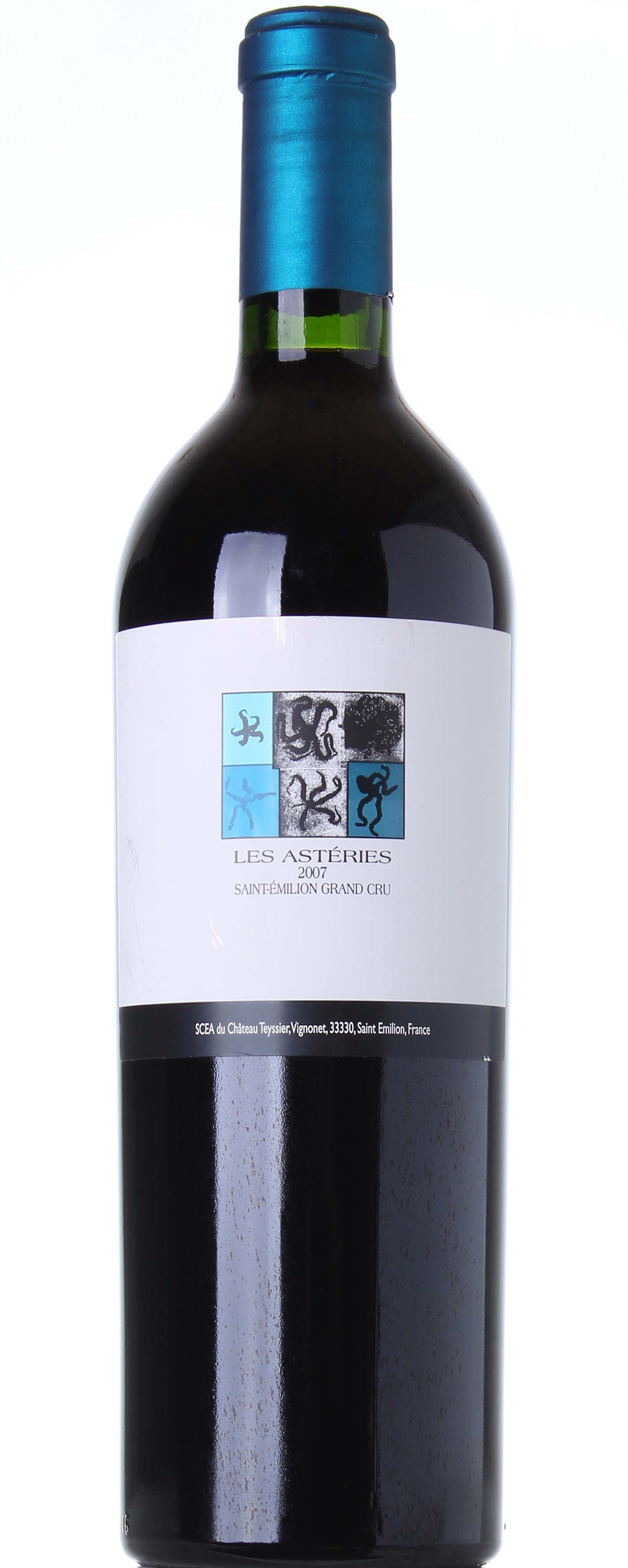 CHATEAU TEYSSIER LES ASTERIES 2007