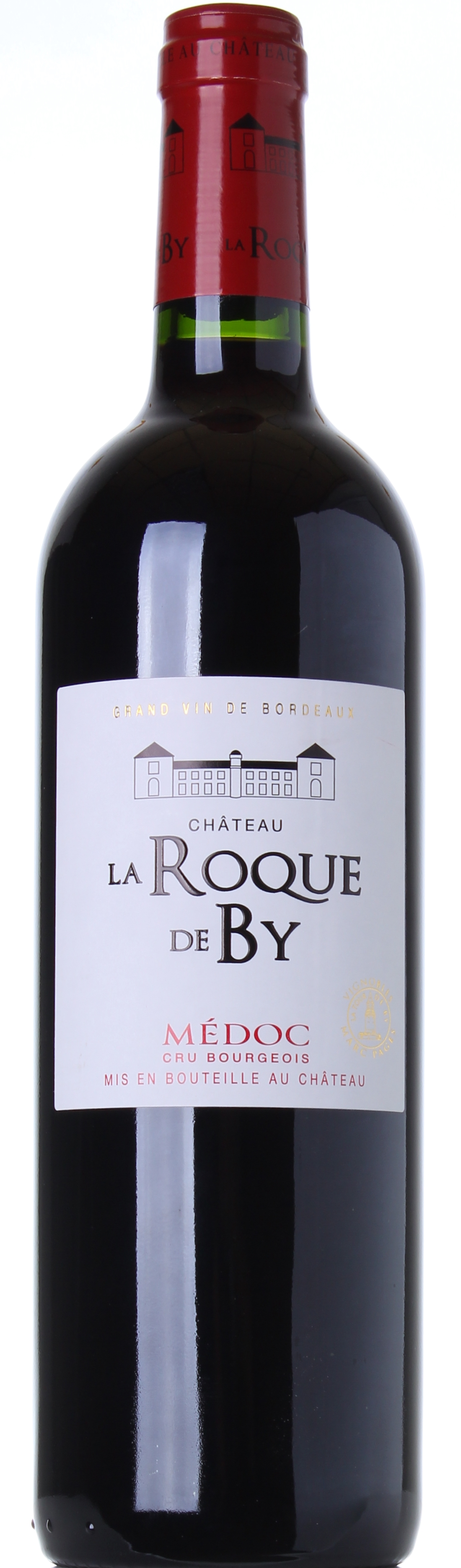 CHATEAU LA TOUR DE BY CHATEAU LA ROQUE DE BY 2010