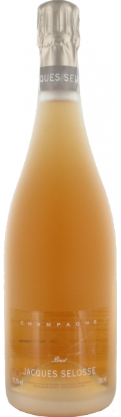 JACQUES SELOSSE CHAMPAGNE GRAND CRU ROSE