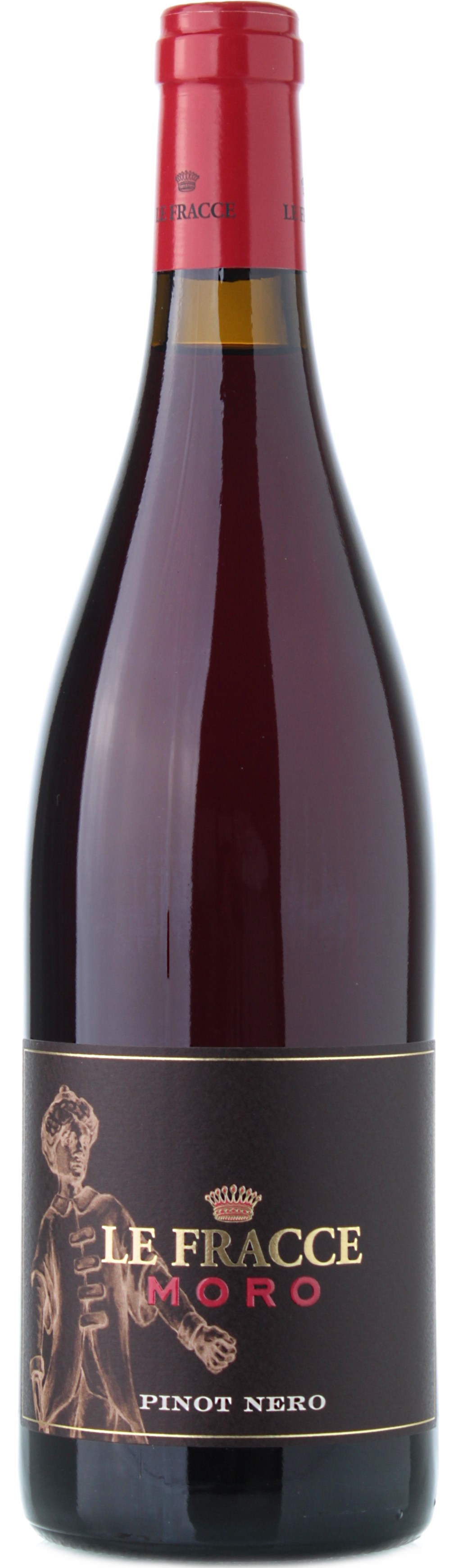 LE FRACCE PINOT NERO IGT MORO 2015