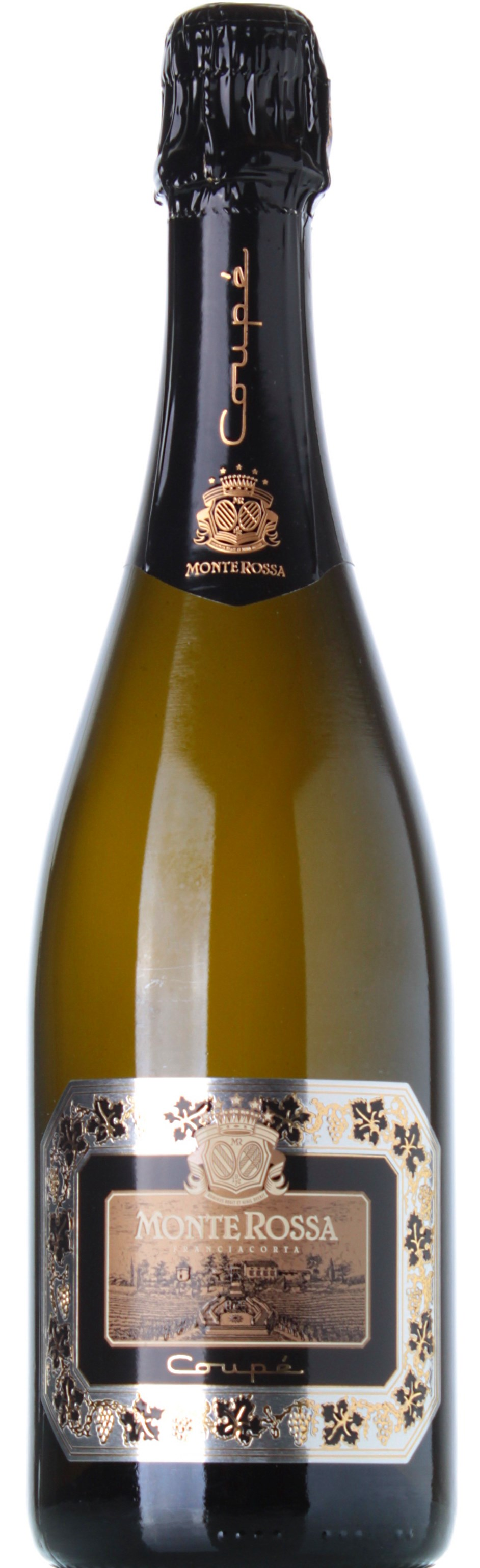 MONTE ROSSA FRANCIACORTA BRUT NATURE COUPE