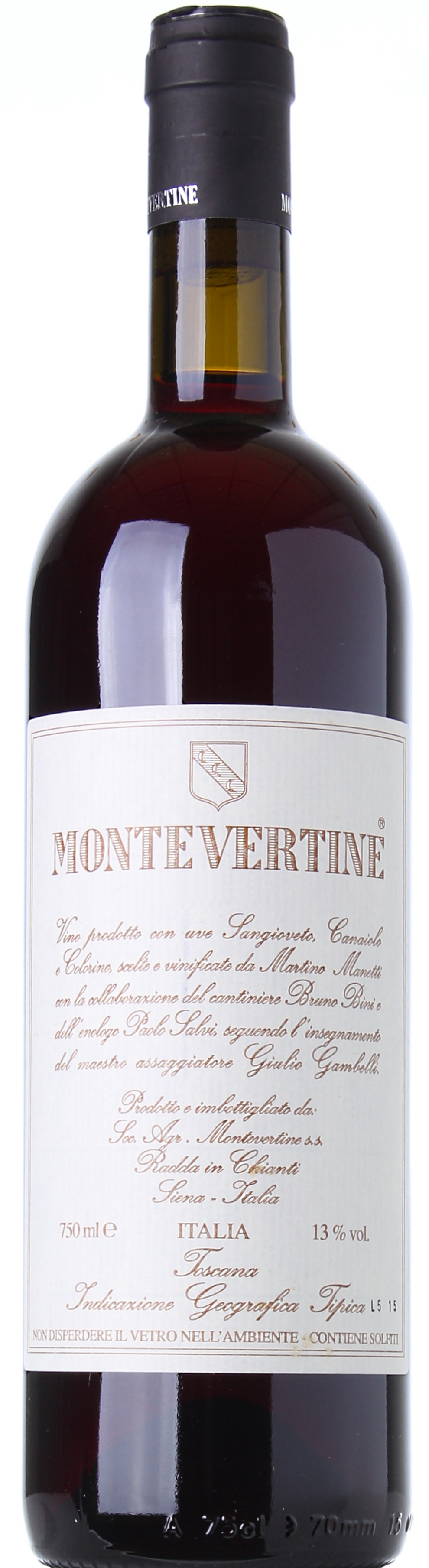 MONTEVERTINE 2012