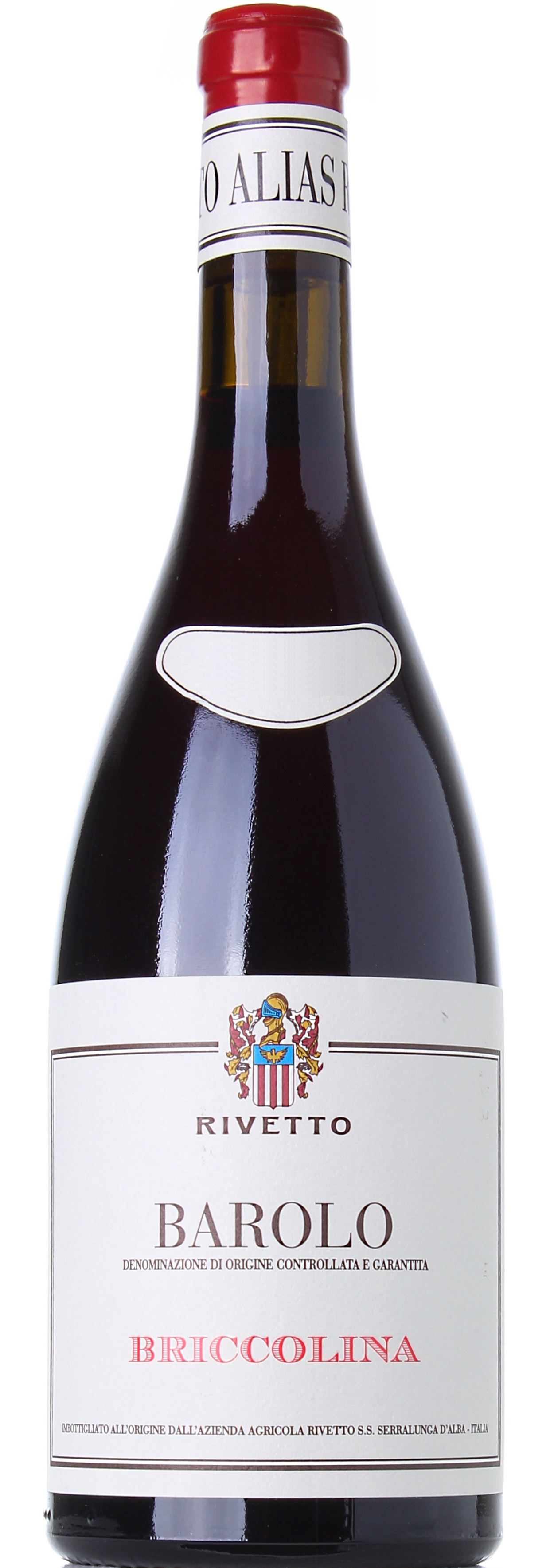 RIVETTO BAROLO BRICCOLINA 2009